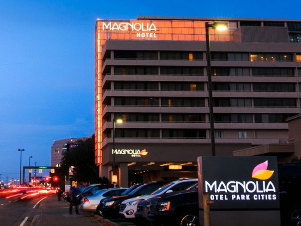 magnolia hotel park cities